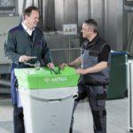 Silné trio pro čistotu a bezpečnost v podniku